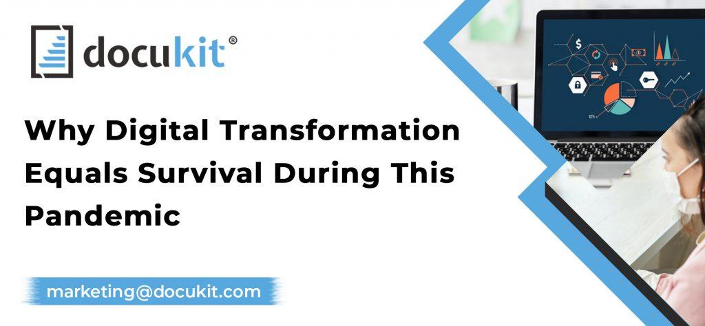 Why digital transformation 1