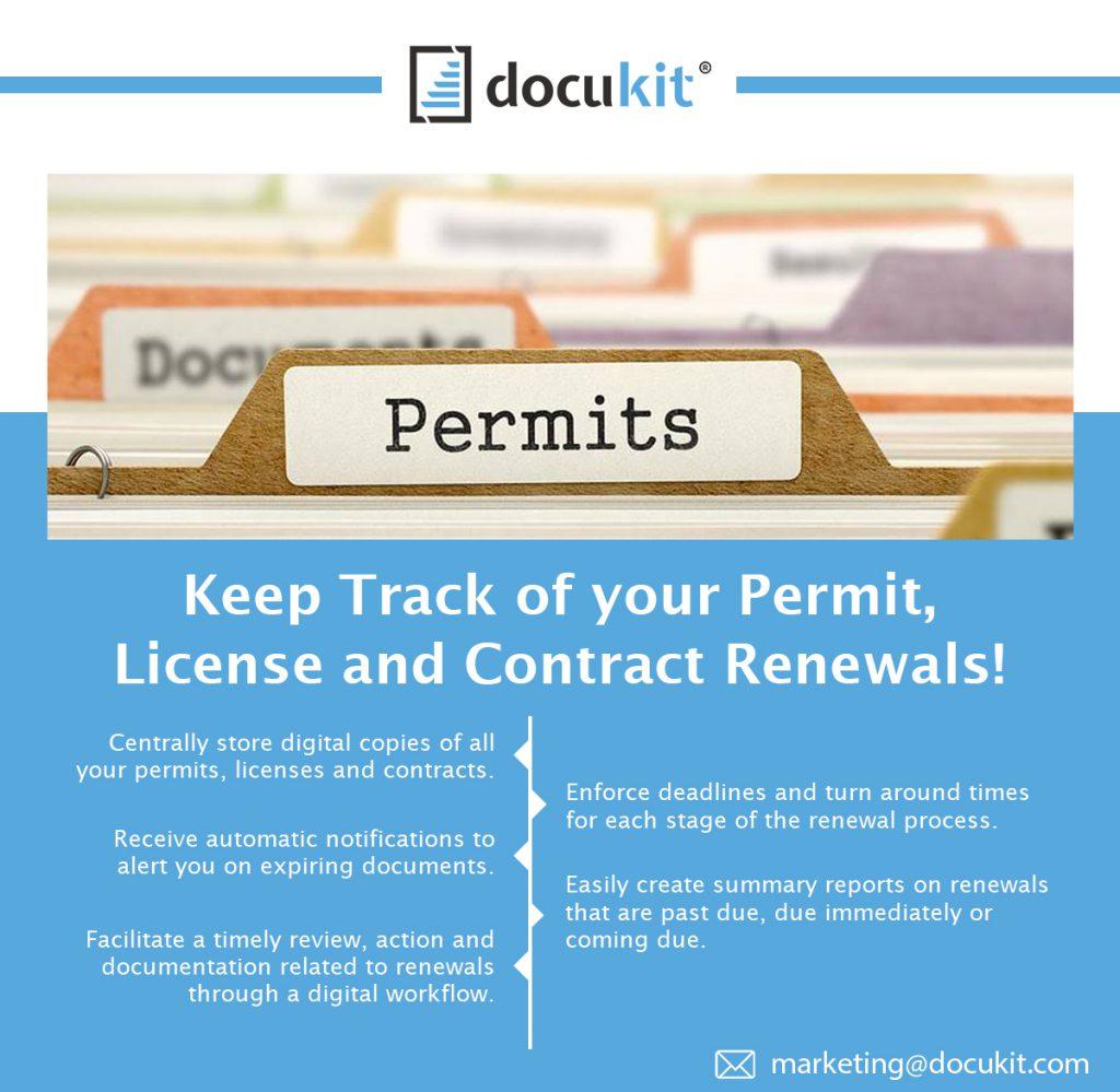 Permit Tracking